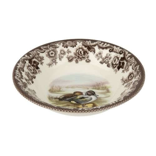Spode Woodland & Delamere Ascot Cereal Bowl (Pintail) ()