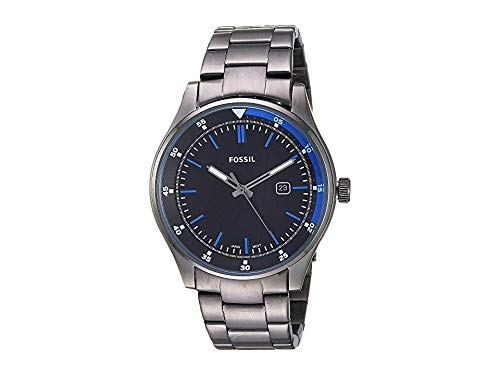 Fossil Men's Belmar - FS5532 Gunmetal One ()