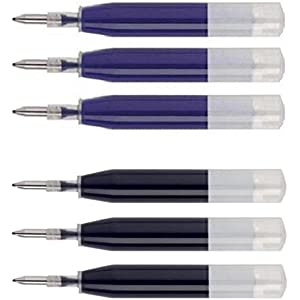 Amazoncom Cross Ion Pen Refills Fine Point Black Ink 3 Pack Bulk