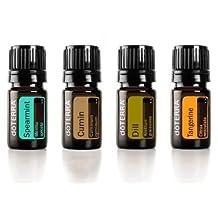 doTerra Sunsational Flavors Essential Oils