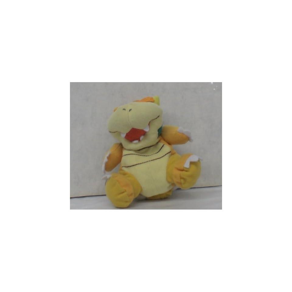 Nintendo Super Mario Bros. Bowser 8 Bean Bag Plush Doll