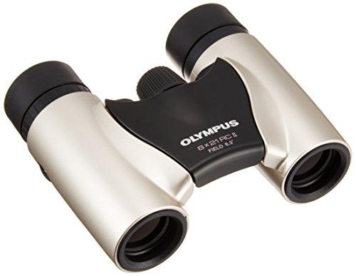 OLYMPUS 다 하푸리즈무 쌍안경 8x21 RCII 샴페인 골드 소형 경량 모델