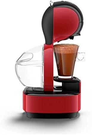 Nescafe Dolce Gusto Lumio 1500 W roja por Krups cafetera eléctrica: Amazon.es: Hogar