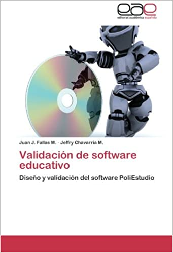 Book Validación de software educativo: Diseño y validación del software PoliEstudio