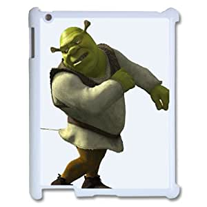 Defender Case With Nice Appearance donkey Shrek Cartoons for Ipad 2 3 4 Case Cover AML235877