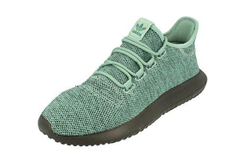 Adidas Originals Rørformede Skygge Herre Kører Undervisere Sneakers Grøn Sort Ac8106 riN2P8