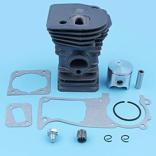 - Fricgore, Spare Parts - 40Mm Cylinder Piston Gasket Kit for Husqvarna 340 340E 345 345E 350 Epa Chainsaw Top Engine Set Replacement Spare Part