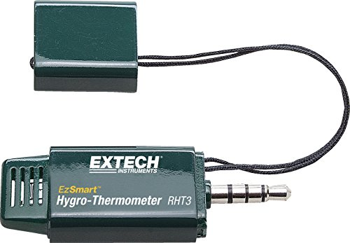 Price comparison product image Extech RHT3 EzSmart Hygro-Thermometer
