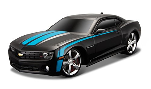 Maisto R/C 1:24 Scale 2010 Chevrolet Camaro SS RS Radio Control Vehicle (Colors May Vary)