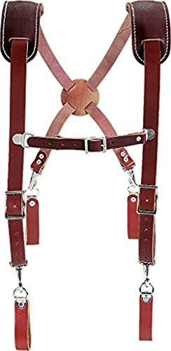 (Occidental Leather 5009 Leather Work Suspenders)