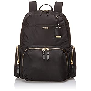 Tumi Womens Voyageur Calais Backpack, Black