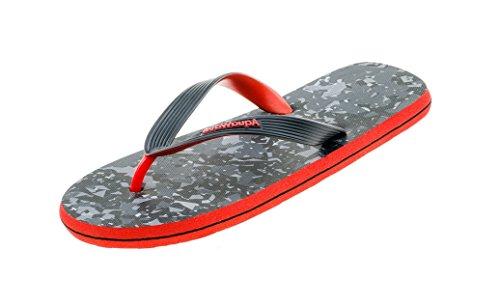 AquaWave Playa para Piscina para Y Ocio Mar Hombres Rojo Cómodo Ligero Perfecto Roboor Chancletas SqSr1B