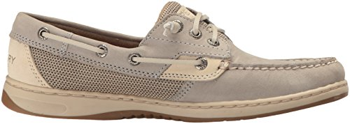 Sperry Womens rosefish Boat Shoe Light Grey