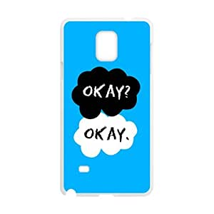 Okay Cell Phone Case for Samsung Galaxy Note4