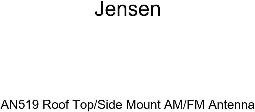 Jensen AN519 Roof Top//Side Mount AM//FM Antenna