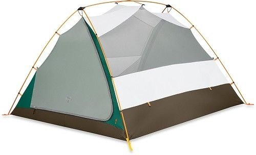 Eureka! Timberline SQ 4XT Four-Person, Three-Season Backpacking Tent