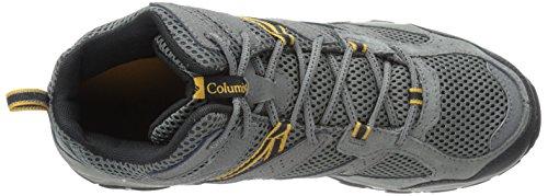 Columbia Mens Plains Cresta Mid Trail Scarpa Grill / Squash
