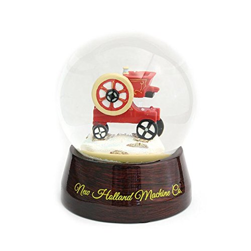 Limited Edition Snowglobe - New Holland 2015 Limited Edition Snow Globe