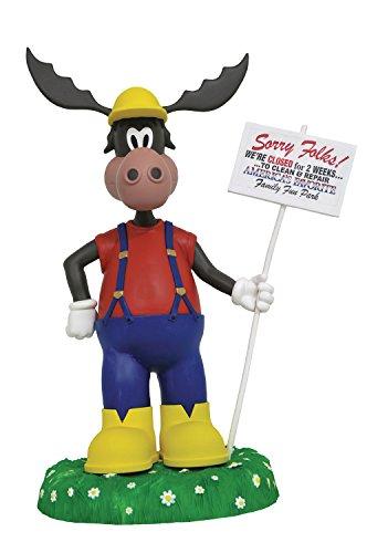 Diamond Select Toys National Lampoon's Vacation: Marty Moose Vinyl Figure Bank (Moose Marty)