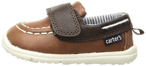 Pictures of Carter's Every Step Jaden Baby Boy' Brown 4 M US Toddler 5
