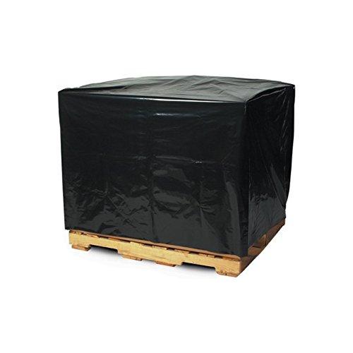 Black Pallet Covers - 51X49x73