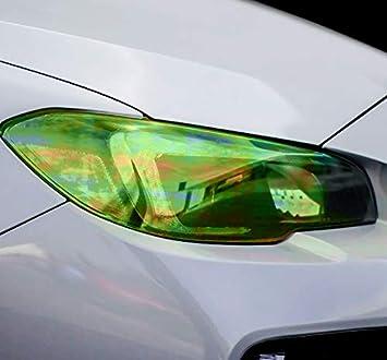 "VViViD Air-Tint Extra-Wide Headlight Taillight Vinyl Tint Wrap 16/"" x 48/"" Roll"