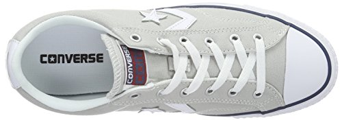 Grey Adulto Grigio Player Star Cloud 050 Basket Unisex Converse Scarpe da White fznq4O