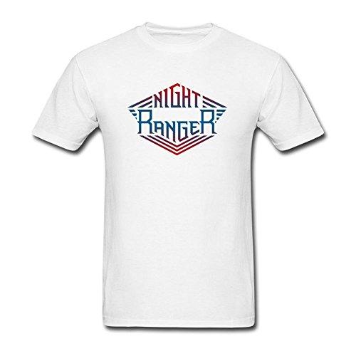RB9265 M3 Rock Festival Night Ranger Sister Christian T-Shirts For Men