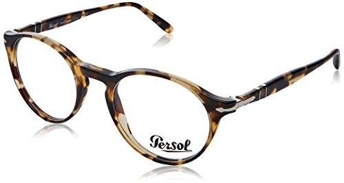 Persol Men's PO3092V Eyeglasses Brown/Beige Tortoise ()