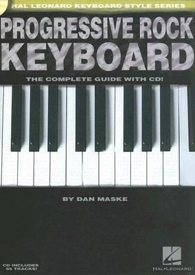 [(Progressive Rock Keyboard )] [Author: Dan Maske] (Progressive Rock Keyboard)