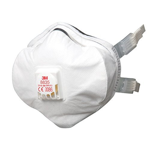 amp; Pk5 Home 8835 3m Ffp3 Amazon ca Valved Tools Respirator