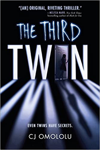 Amazon com: The Third Twin (9780385744539): CJ Omololu: Books