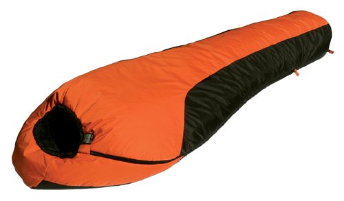(Mummy Sleeping Bag: High Peak Mt. Rainier WATERPROOF ~ MINUS 20 Degree F. -20 Degree)