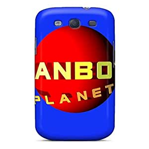 Samsung Galaxy S3 UQI2640CukL Custom Colorful Big Hero 6 Skin Perfect Hard Cell-phone Cases -MansourMurray