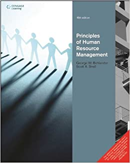 Managing Human Resources, 16 edition