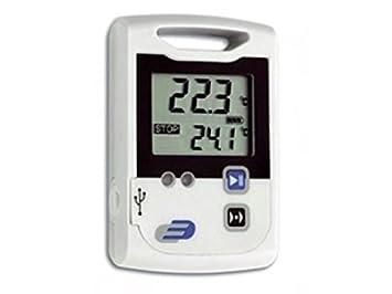 TFA 31.1039 termómetro ambiental - termómetros ambientales (Digital, Rectangular, CR2032, 1,