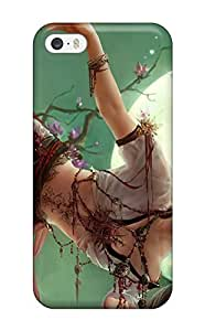 Hard Plastic Iphone 5/5s Case Back Cover,hot Fantasy Girl 30 Case At Perfect Diy