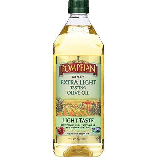Pompeian Extra Light Tasting Olive Oil, 32 Ounce