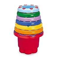 Apiladores de arco iris Tolo Toys