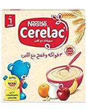 Cerelac 3 Fruits Milk 125g