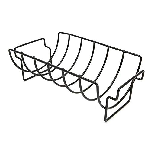 Lcbd Stainless Steel Grill, Non-Stick Metal Wire BBQ Grill Stand Steak Holder Roasting Rib Rack Kitchen Tool