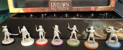 Minion Games MIGDM102 Dead Men Tell No Tales Miniatures Pack ()