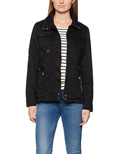 Brandit Summerdale Girlie Jacket, Chaqueta para Mujer Negro (Black 2)