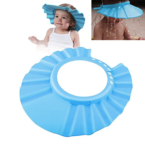zodaca-soft-safe-shampoo-shower-bathing-protect-cap-hat-for-baby-kids-children-toddle-blue