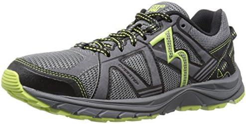 1afc318ef9d22 361 Women's Overstep-W Trail Runner, Castlerock/Green, 10 M US ...