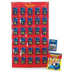 Nasco Primary Calculator Classroom Set - Math Education Program - TB22643 by Nasco
