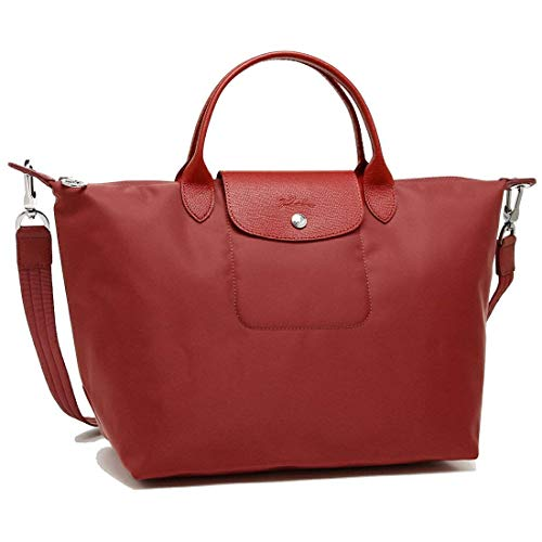 Longchamp 'Medium Le Pliage Neo' Nylon Top Handle Tote Shoulder Bag, - Longchamp Bag Shoulder Small