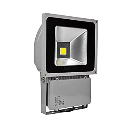 100W LED High Quality Floodlight,Low-energy Cool White Spotlight,IP65 Waterproof Outdoor&Indoor Security Flood Light Landscape Lamp