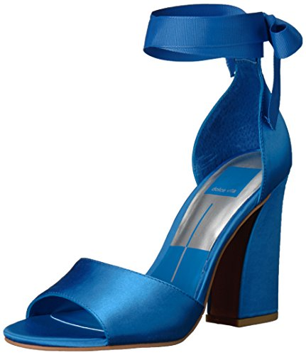 Dolce Harvyy Vita Cobalt Womens Satin wHY8gqH6x