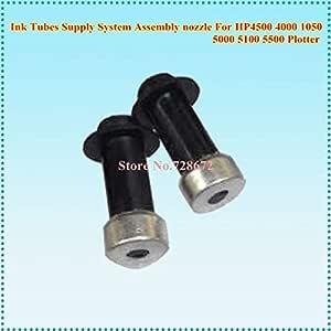 Yoton - Juego de 6 boquillas para sistema de suministro de tubos ...